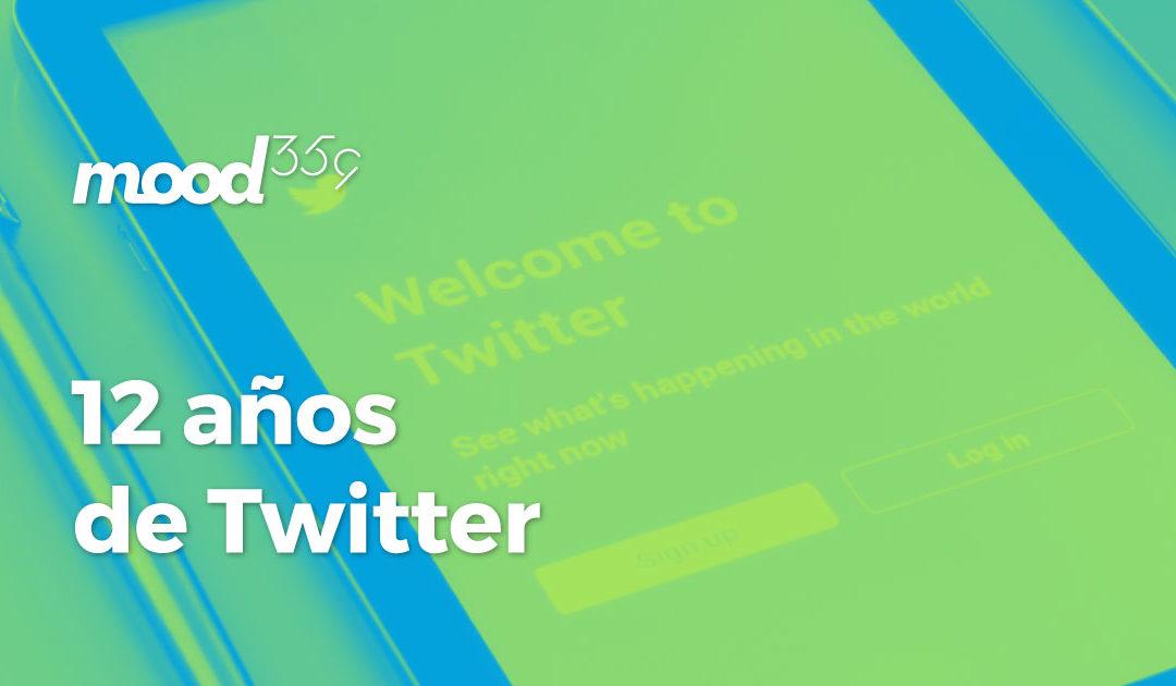 Los 12 años de Twitter: Conoce la historia de esta aplicación y otras curiosidades