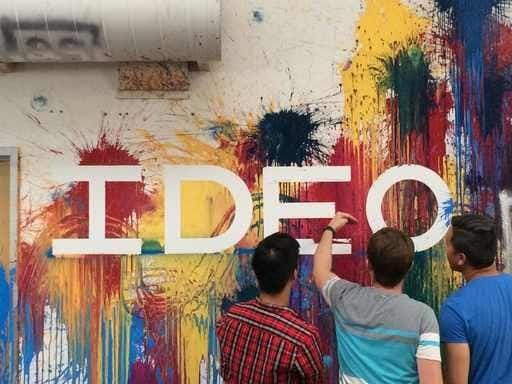 Agencia creativa creadora del Design Thinking, IDEO