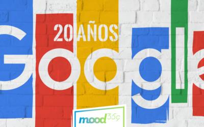 Google cumple 20 años: ¿Dónde estabas en septiembre de 1998?