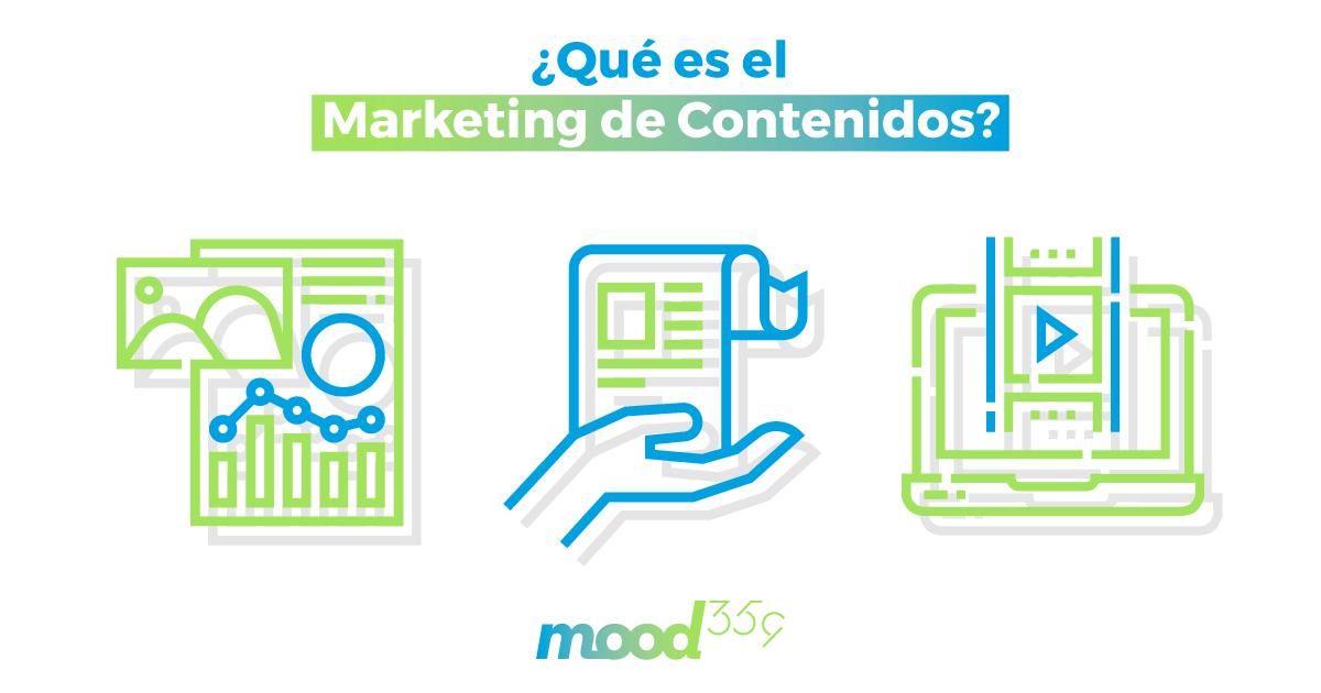 Qué es el Marketing de Contenidos o Content Marketing