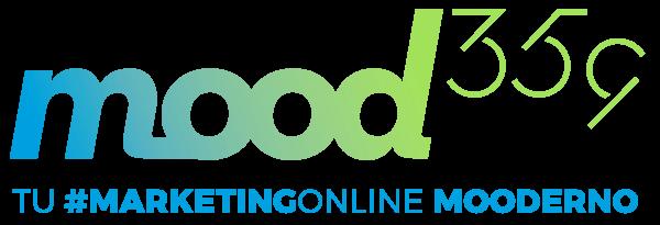 Logo de Mood 359, agencia de MArketing Online Granada