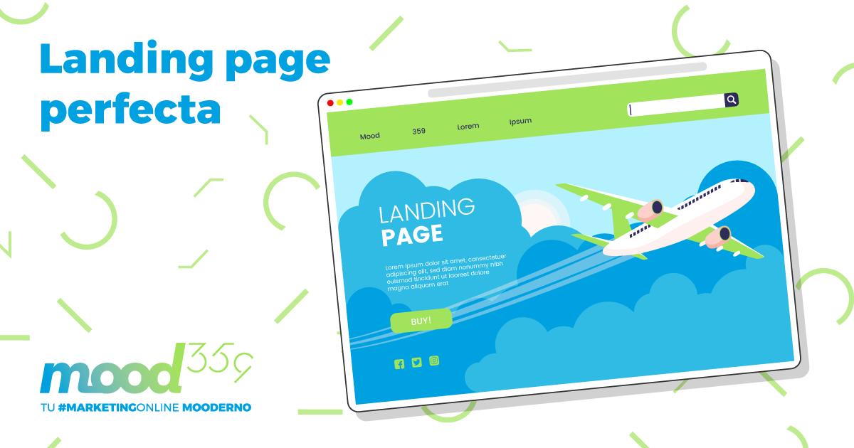 Consejos para crear tu Landing Page perfecta