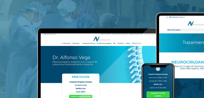 Dr. Alfonso Vega