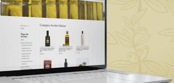 Proyecto de Diseño Tienda Online y Marketing Online a Aceites Echinac