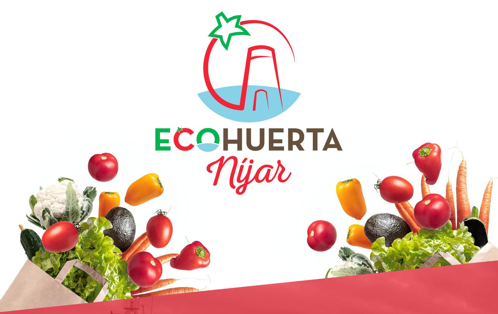 Branding para EcoHuerta Níjar por Mood 359