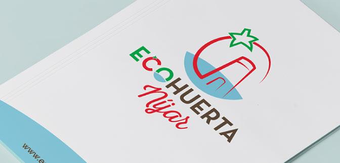Proyecto de creación de Marca para EcoHuerta Níjar