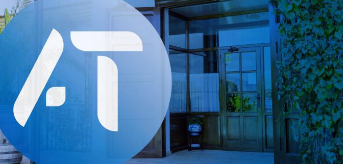 Proyecto de Diseño web e Identidad Corporativa para Grupo AT