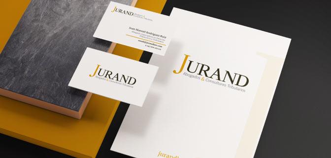 Proyecto de diseño web y Marketing Online a Jurand Abogados