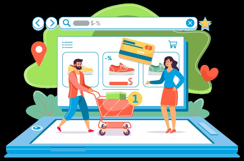 Diseño de tienda online personalizada y a medida
