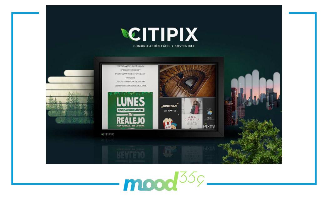 Buzoneo sostenible e innovador: conoce a CITIPIX