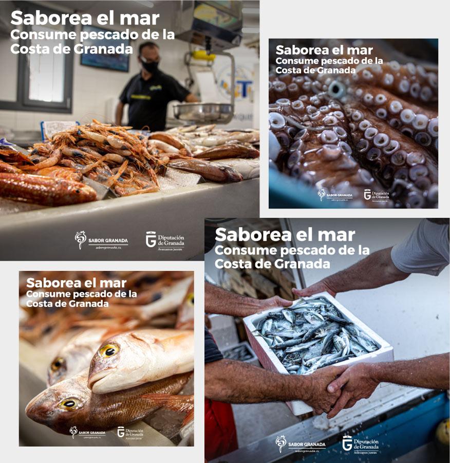 Campaña de marketing digital para Sabor Granada
