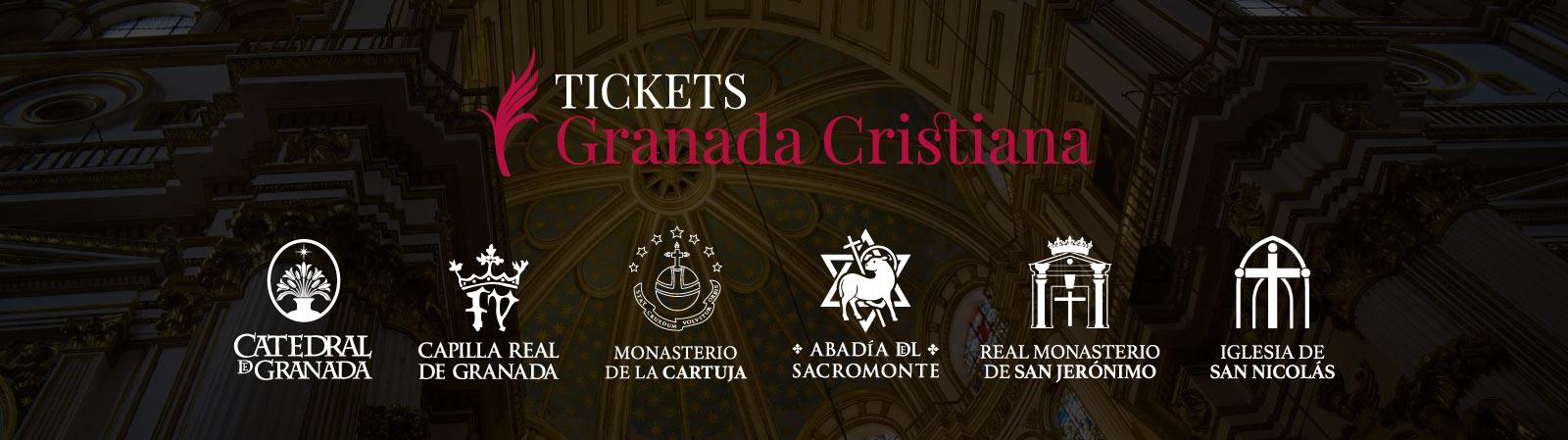 Diseño de estrategia online para Tickets Granada Cristiana